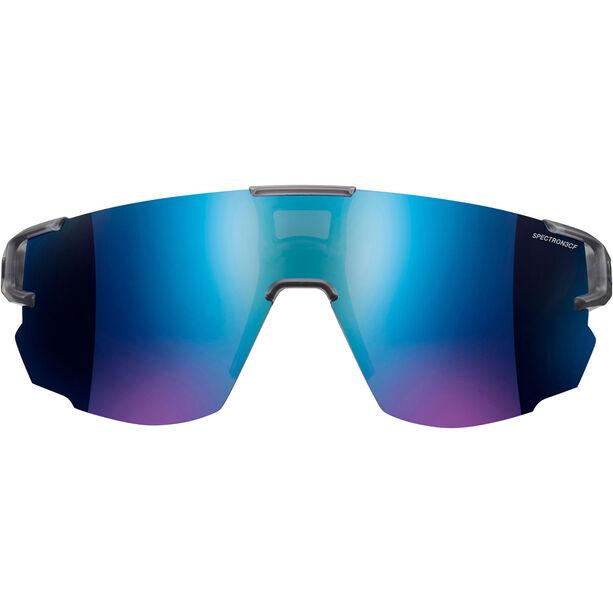 Julbo Aerospeed Spectron 3CF Sunglasses translucent gray/blue/blue-blue