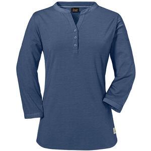 Schöffel Johannesburg Longsleeve Shirt Damen blue indigo