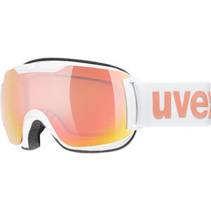 UVEX Downhill 2000 S CV Goggles white/colorvision rose energy white/colorvision rose energy