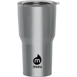 MIZU T20 Cup stainless with black stainless with black