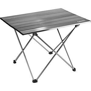 CAMPZ Rolltisch 56x40x40cm Ultraleicht silber silber