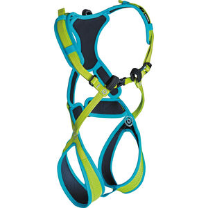 Edelrid Fraggle II Harness XXS Kinder oasis/icemint oasis/icemint