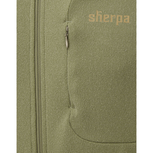 Sherpa Tsepun Jacke Herren koshi green