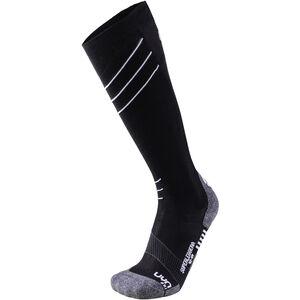 UYN Ski Superleggera Socks Herren black/white black/white