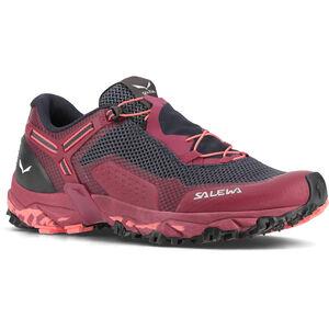 SALEWA Ultra Train 2 Shoes Damen red plum/punch red plum/punch