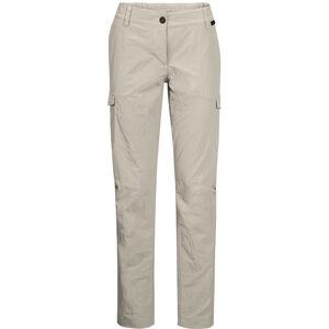 Jack Wolfskin Lakeside Pants Damen dusty grey dusty grey