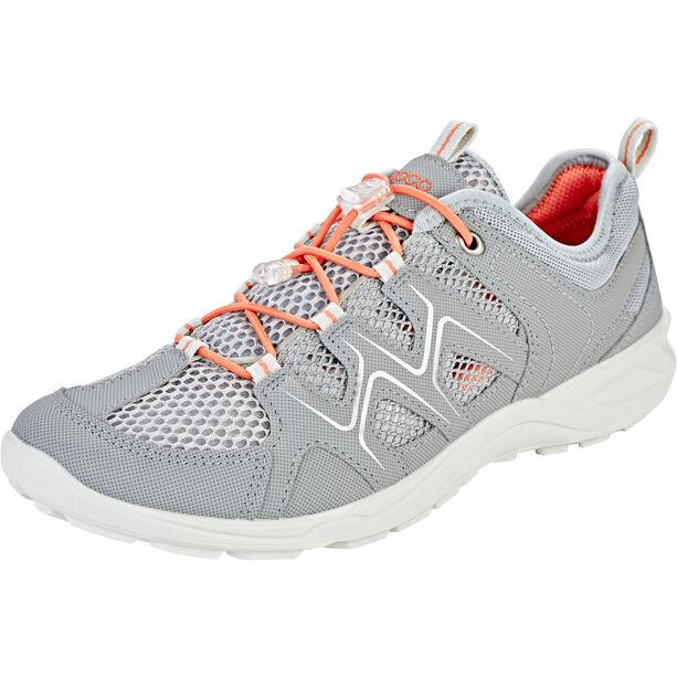 ECCO Terracruise LT Schuhe Damen silver grey/silver metallic