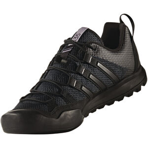 adidas TERREX Solo Approach Shoes Herren dark grey/core black/ch solid grey dark grey/core black/ch solid grey