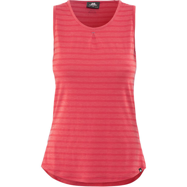 Mountain Equipment Equinox Vest Damen poppy stripe