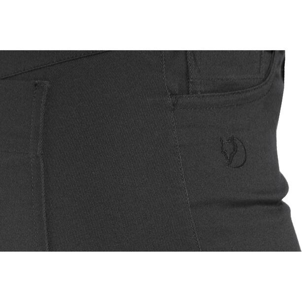 Fjällräven High Coast Stretch Trousers Damen black