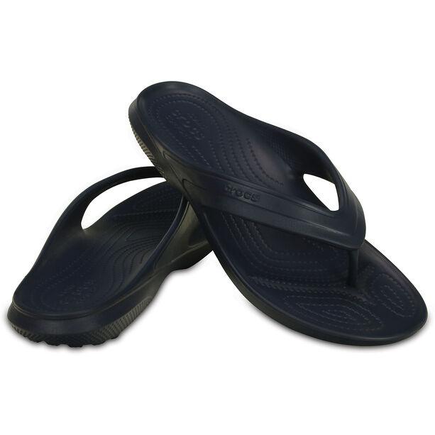 Crocs Classic Flips navy