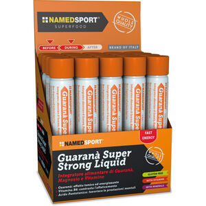 NAMEDSPORT Energy Shot Super Strong Box 20x20ml Guarana