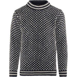 Devold Nordsjø Crew Neck Sweater Herren dark blue/grey dark blue/grey