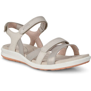 ECCO Cruise II Sandals Damen siver grey/gravel/rose dust