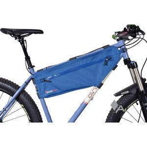 Acepac Zip Frame Bag M blue