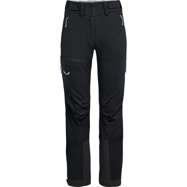 SALEWA Ortles 2 WS/DST Pants Damen black out
