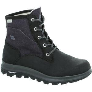 Hanwag Saisa Mid ES Shoes Damen black/black black/black