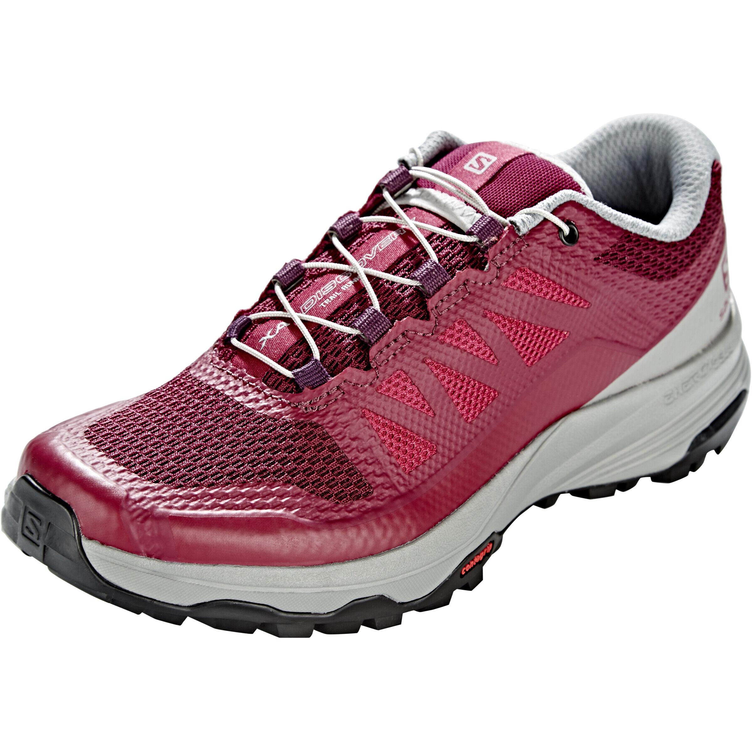 Salomon XA Discovery Schuhe Damen beet redmonumentcerise.