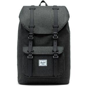 Herschel Little America Mid-Volume Backpack 17l black crosshatch/black black crosshatch/black