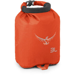 Osprey Ultralight DrySack 3 poppy orange poppy orange