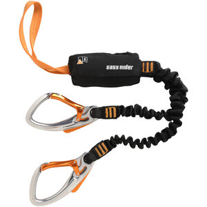 Black Diamond Easy Rider Via Ferrata Set dark slate dark slate