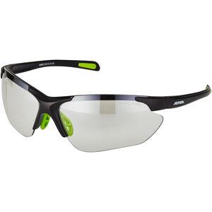 Alpina Jalix Glasses black matt-green