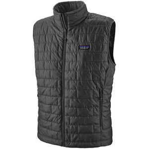 Patagonia Nano Puff Vest Herren forge grey forge grey