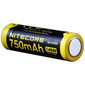 NITECORE 14500 USB Li-Ion Akku 750mAh