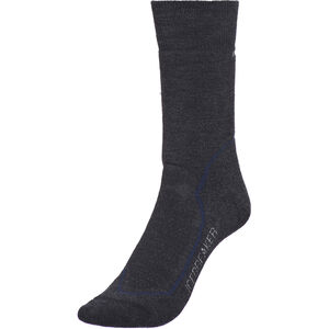 Icebreaker Hike+ Medium Crew Socks Herren jet hthr/planet/black jet hthr/planet/black