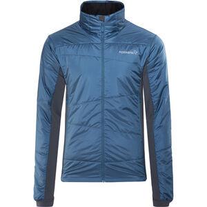 Norrøna Falketind Primaloft60 Jacket Herren denimite blue denimite blue