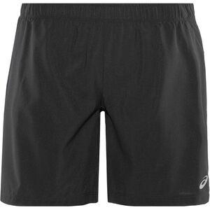 "asics 7"" Shorts Damen performance black performance black"