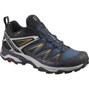 Salomon X Ultra 3 GTX Shoes Herren sargasso sea/dark sapphire/bistre sargasso sea/dark sapphire/bistre