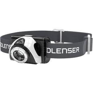 Led Lenser LED SEO 5 Stirnlampe grey grey