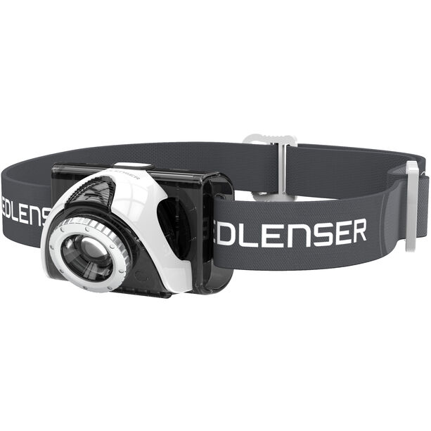 Led Lenser LED SEO 5 Stirnlampe grey