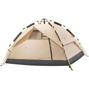 CAMPZ Grassland OT 3P Zelt beige beige