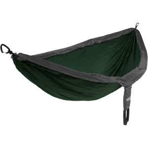ENO Double Nest Hammock forest charcoal forest charcoal