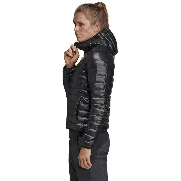 adidas TERREX Varilite Kapuzen-Daunenjacke Damen black