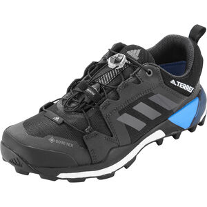 adidas TERREX Skychaser XT GTX Low-Cut Schuhe Damen core black/grey four/real blue core black/grey four/real blue