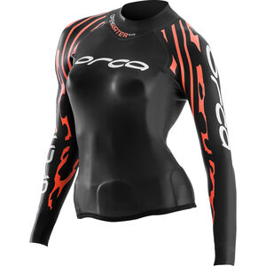 ORCA RS1 Openwater Top Damen black black