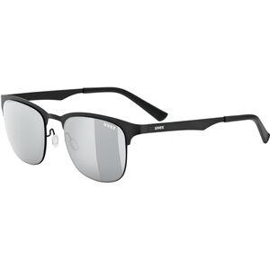 UVEX LGL 32 Brille black/silver black/silver