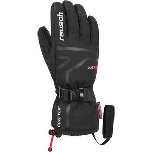 Reusch Down Spirit GTX Gloves Jugend black/white black/white