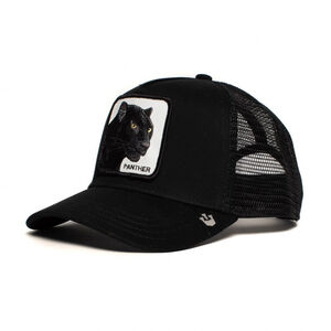 Goorin Bros. Black Panther Trucker Cap black black