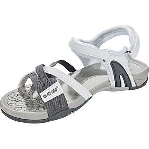 Hi-Tec Savanna II Sandals Damen white/grey white/grey