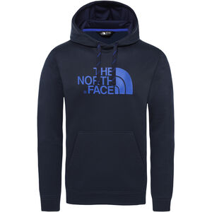 The North Face Surgent Hoodie Herren montague blue heather montague blue heather