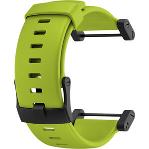 Suunto Core Flat Silicone Strap crush lime crush lime