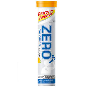 Dextro Energy Zero Calories Electrolyt Tabs 20 Stück Orange