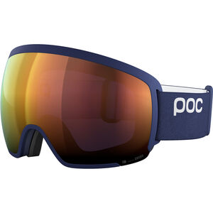 POC Orb Clarity Goggles lead blue/spektris orange lead blue/spektris orange