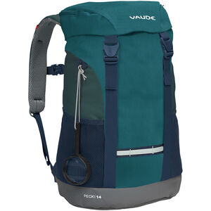 VAUDE Pecki 14 Backpack Kinder petroleum petroleum