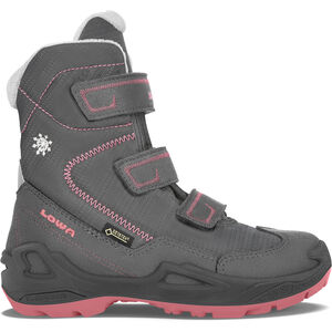 Lowa Milo GTX High-Cut Stiefel Kinder anthracite/coral anthracite/coral
