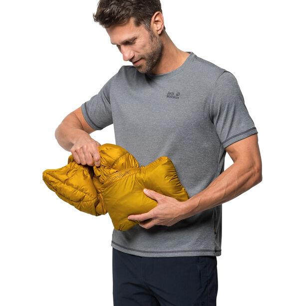 Jack Wolfskin Helium Jacket Herren golden yellow